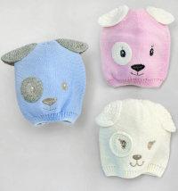 Koki topla kapa za djevojčice i dječake, vel. 44-50 cm (6-12 mjeseci)