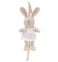 Plišana glazbena igračka - Fanny, 22 cm