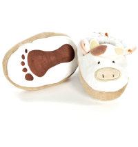 Plišane papučice - Krava