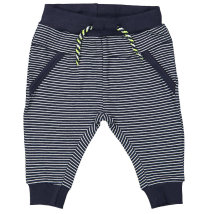 DIRKJE Pamučne prugaste sportske hlače