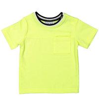 DIRKJE Fluorescentna majica kratikih rukava s džepom