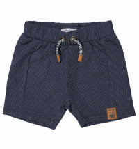 DIRKJE Plave pamučne kratke hlače
