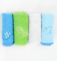 Set malih ručnika za dječake