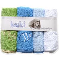 Koki set malih ručnika za dječake