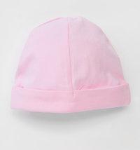 Ružičasta pamučna kapa