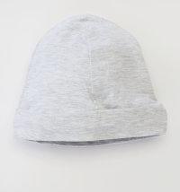 Siva pamučna kapa