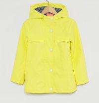 KNOT SO BAD Vodonepropusna kišna kabanica s kapuljačom za djevojčice