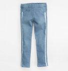 KNOT SO BAD Traper hlače sa svjetlucavom trakom