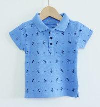 KNOT SO BAD Polo majica kratkih rukava s printom