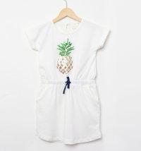 Haljina s aplikacijom ananasa