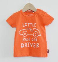 KNOT SO BAD Majica kratkih rukava s printom automobila