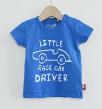 KNOT SO BAD Pamučna majica s printom automobila