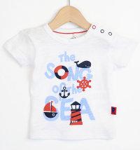 KNOT SO BAD Majica kratkih rukava s morskim motivima
