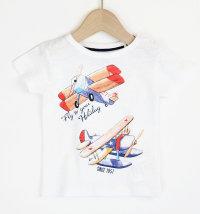 KNOT SO BAD Majica kratkih rukava s printom aviona