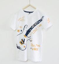 KNOT SO BAD Majica s printom gitare