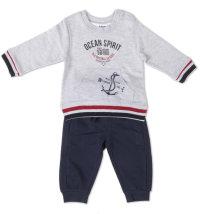 BABYBOL Komplet majica dugih rukava i sportske hlače