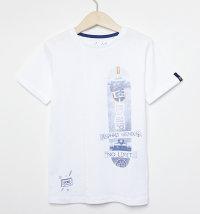 Majica kratkih rukava s printom skateboarda