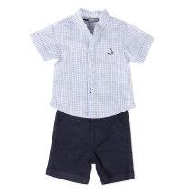 BABYBOL Komplet košulja kratkih rukava i kratke hlače