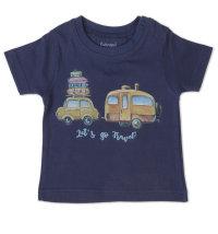 Majica kratkih rukava s printom kamp kućice