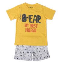 Dvodjelna kratka pidžama Bear