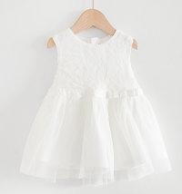KNOT SO BAD Svečana haljina s čipkom i suknjom od tila