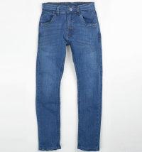 KNOT SO BAD Rastezljive skinny traper hlače