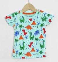 KNOT SO BAD Pamučna majica s printom dinosaura