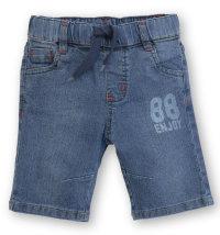 KNOT SO BAD Traper kratke hlače - bermude s printom