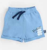 KNOT SO BAD Pamučne sportske kratke hlače s printom