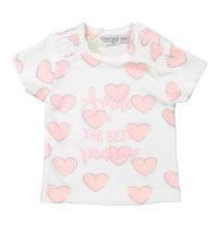 Majica kratkih rukava s printom srca