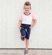 DIRKJE Pamučne kratke sportske hlače
