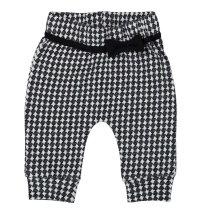 Pamučne karirane hlače