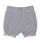 DIRKJE Pamučne prugaste kratke hlače