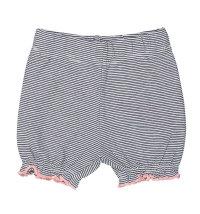 Pamučne prugaste kratke hlače