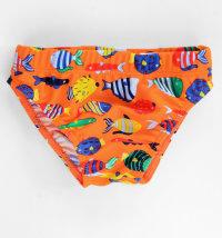 KNOT SO BAD Kupaće gaće s printom ribica