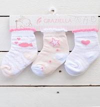 Set čarapa s uzorkom, vel: 56 - 86