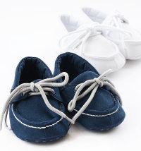 Koki mokasine za bebe dječake, vel. 16-18