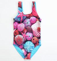 KNOT SO BAD Jednodijelni kupaći kostim s printom školjki