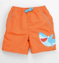 KNOT SO BAD Kupaće gaće s printom morskog psa