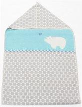 D.Fusseneger dječja deka - vreća za bebe Juwel 45x76cm