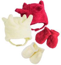 Zip Zap kapa i rukavice za dječake i djevojčice, vel.: 44-48 (1-4 god.)