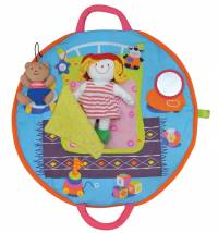 K's Kids didaktička igračka Baby Loves Julia, Day & Night