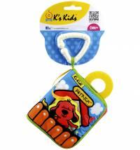 K's Kids didaktička igračka Baby's First Book