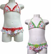 Knot so Bad  dvodjelni kupaći kostim za djevojčice, vel.: 92-122/128