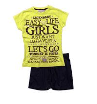 Knot so Bad kratka pidžama za djevojčice, vel.:128-176