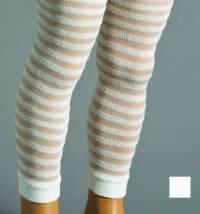 Prugaste hulahopke bez stopala, vel: 98-146