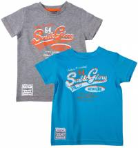 Leisurewear majica kratkih rukava za dječake, vel.: 92-116