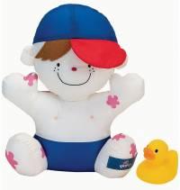 K's kids didaktička igračka za kupanje Wayne Needs A Bath