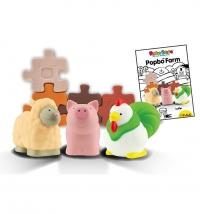 Popbo Farm edukativna (didaktička) igračka za slaganje