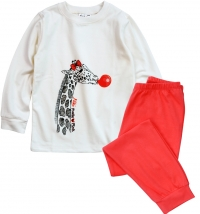 Niki pidžama za djevojčice, vel.: 92-122